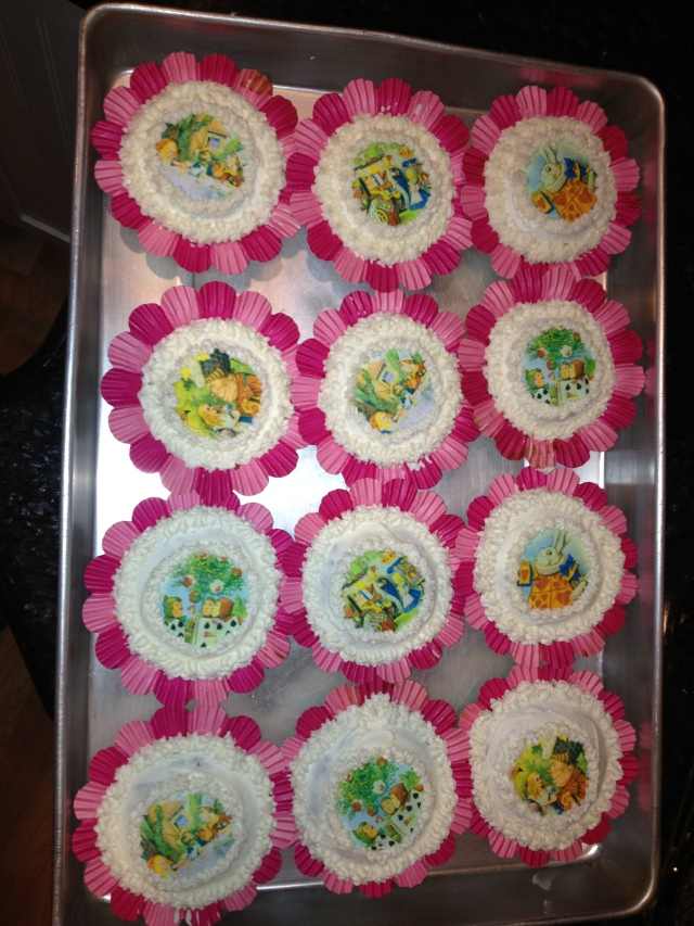 Teap Party Cakes